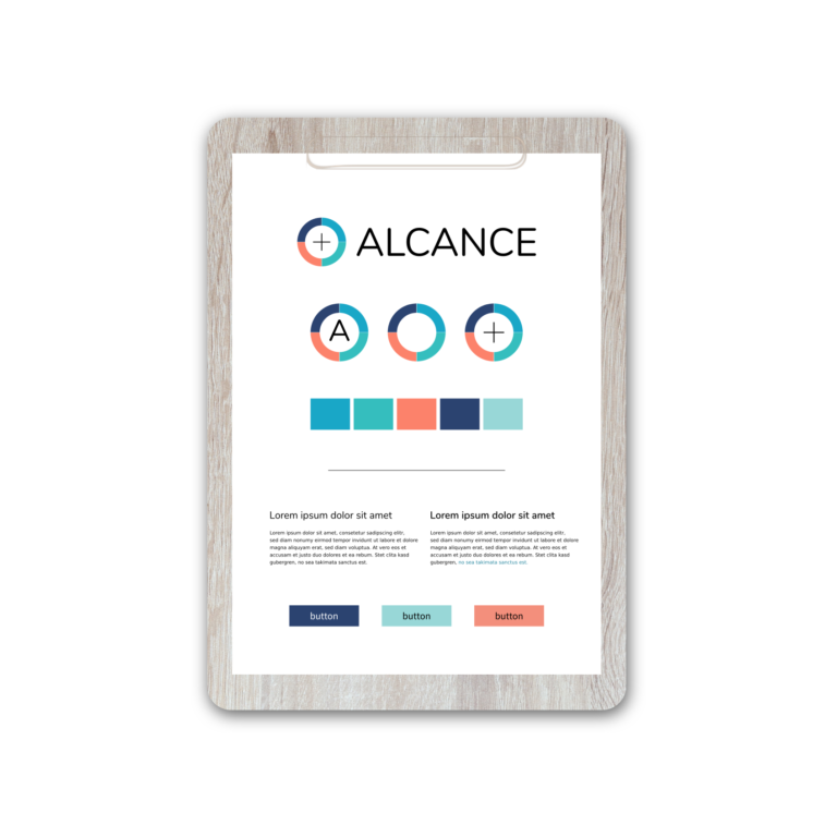 Alcance | Brand Strategy by Red Ruby Sphere