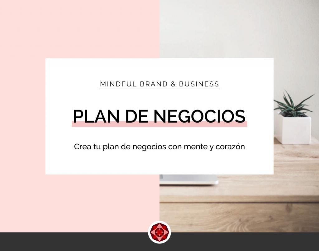 Crea tu Plan de Negocios con mente y corazón | Red Ruby Sphere | Brand Strategy & Webdesign | Alma Seidel | www.redrubysphere.com