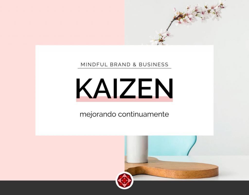 Kaizen | Red Ruby Sphere | Brand Strategy & Webdesign | Alma Seidel | www.redrubysphere.com