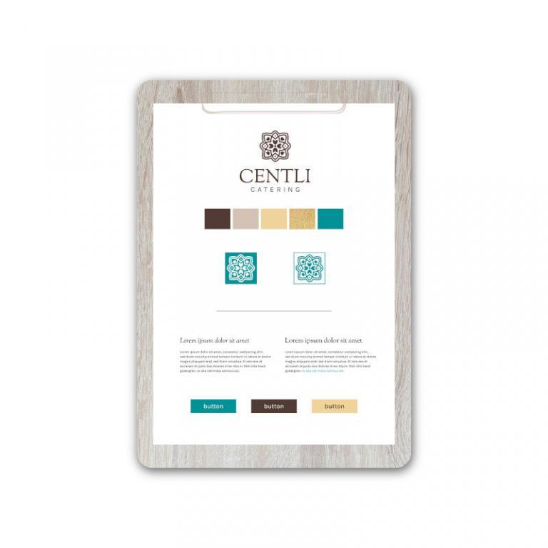 Centli Catering - Elia Hernandez | Brand Strategy & Web Design by Red Ruby Sphere
