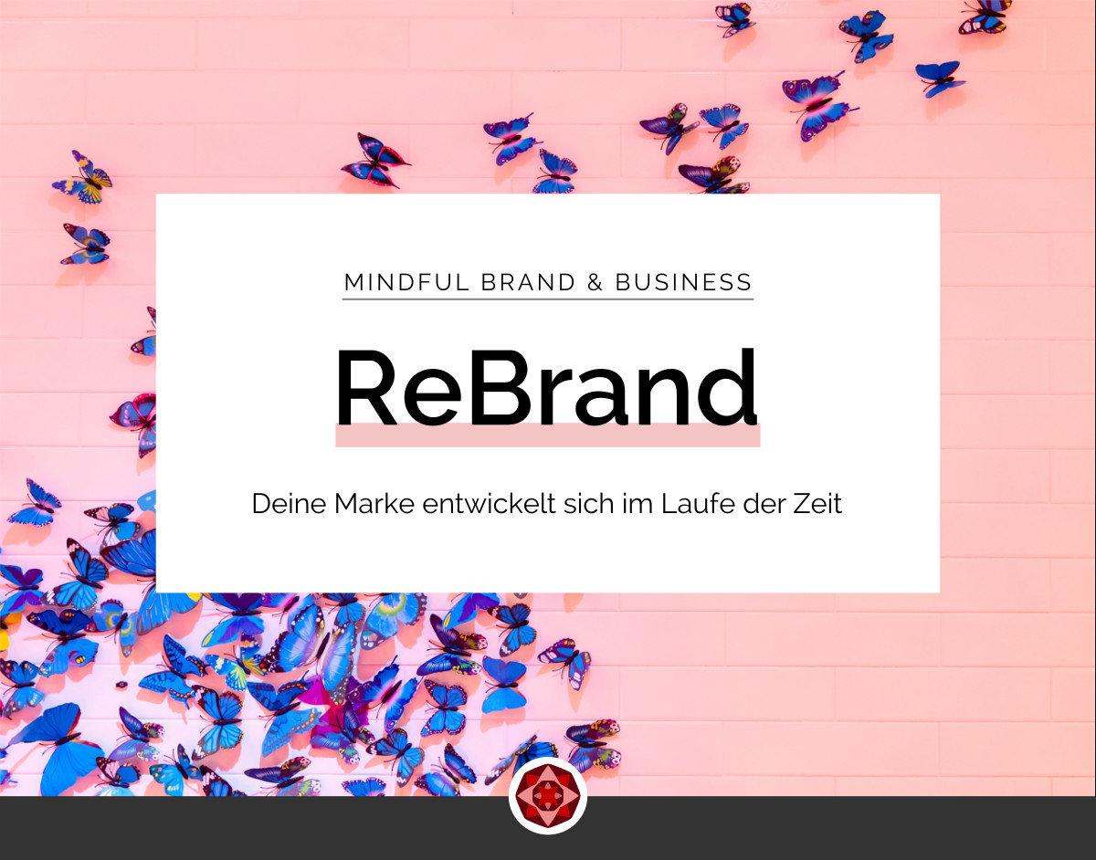 ReBrand | Red Ruby Sphere | Brand Strategy & Webdesign | Alma Seidel | www.redrubysphere.com